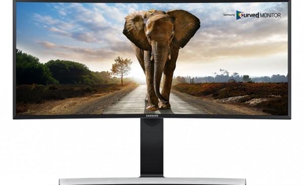 Samsung SE790C Ultra-Wide QHD Curved Monitor