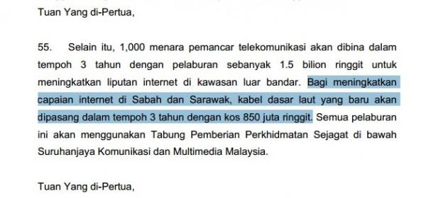 Sistem Kabel Rakyat 1Malaysia