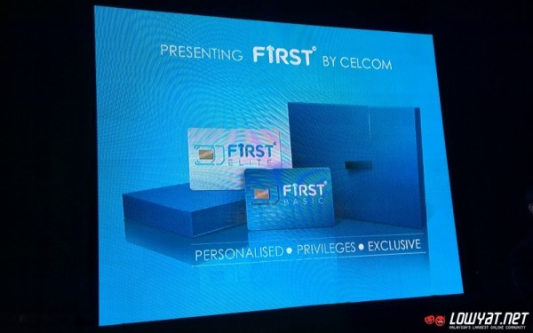 First by Celcom Postpaid Plans Launch 01