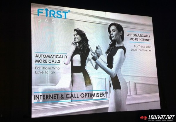 First by Celcom Postpaid Plans Launch 02