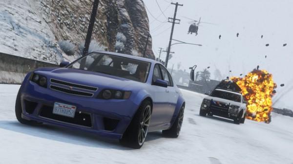 GTA Online Winter DLC