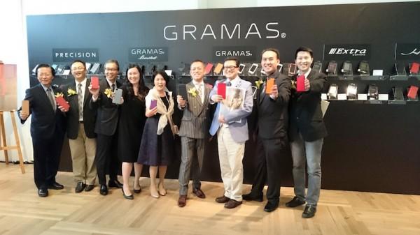 Gramas Malaysia Launch