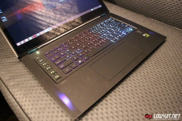 HP Omen Gaming Notebook Hands On 02