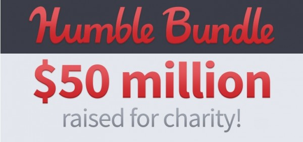 Humble Bundle 50m