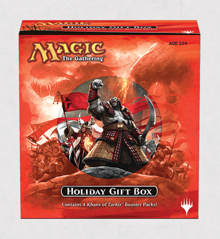 Magic Holiday Gift Box 2014