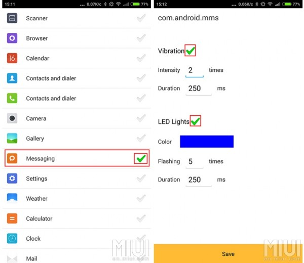 Mi Band with Notifications How To