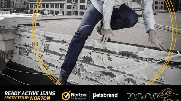 RFID Blocking Jeans by Norton