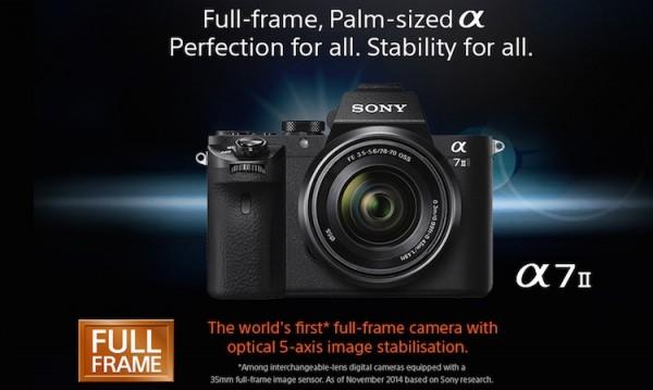 Sony A7 II Malaysia Preorder