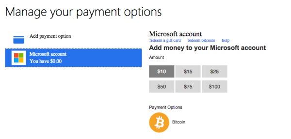microsoft bitcoin 2