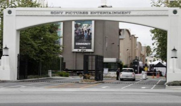 sony hollywood studios