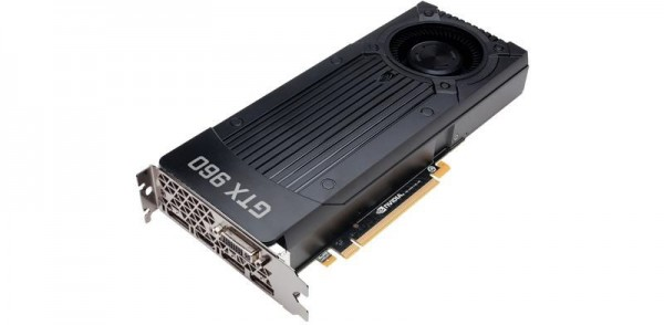 NVIDIA GeForce GTX 960 Reference Design