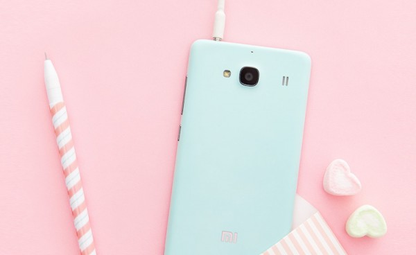 Blue Redmi 2