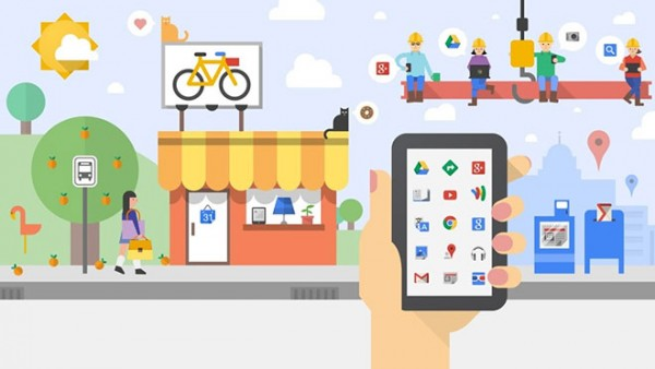 Google Now Launcher with Lollipop