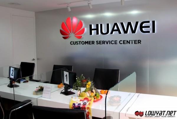 Huawei Malaysia Exclusive Service Centre Plaza Berjaya 08