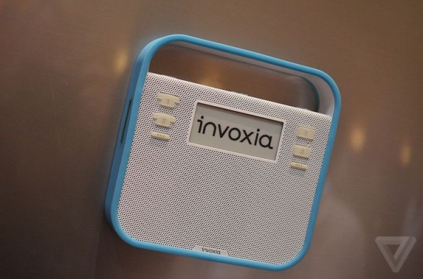 Invoxia Fridge Magnet Wireless Speaker