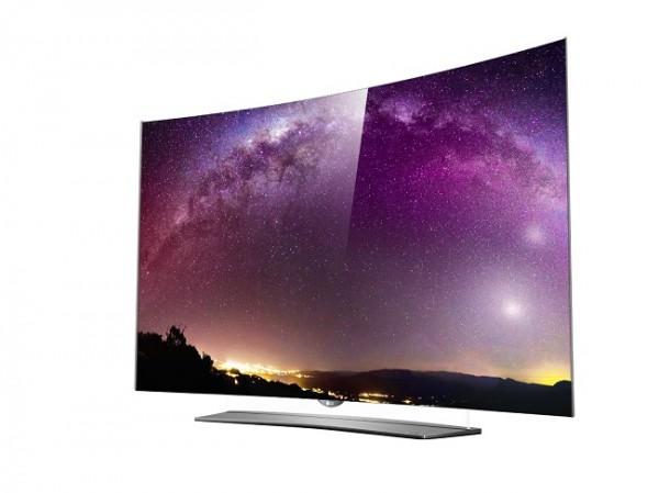 LG 4K OLED TV EG9600