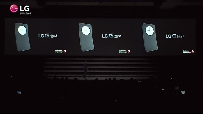 CES 2015: LG Announces G Flex 2, New Curved Display ...