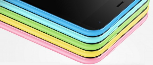 Meizu m1 Colours