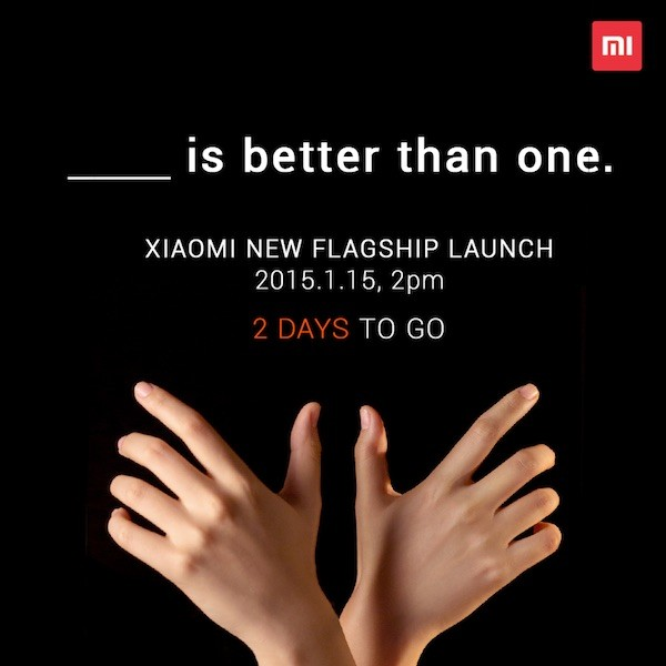 Mi Launch is better than one