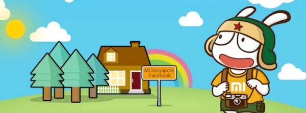 Mi Singapore Facebook