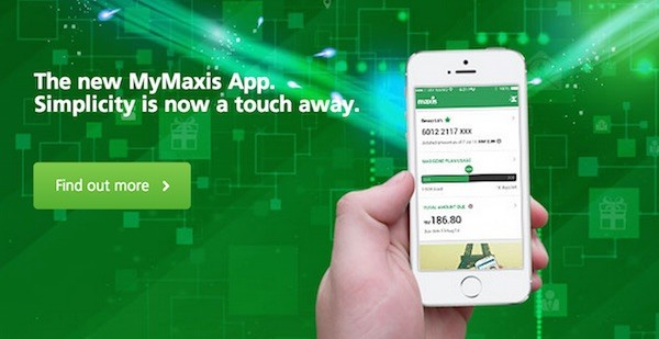 MyMaxis App of the Week