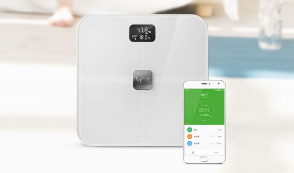 RyFit Scale