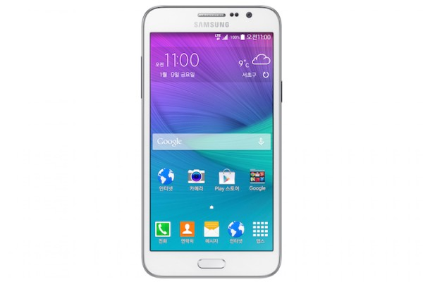 Samsung Galaxy Grand Max Front