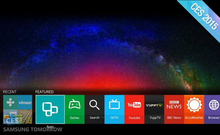 Samsung's Smart TVs In 2015 Will All Run On Tizen | Lowyat NET