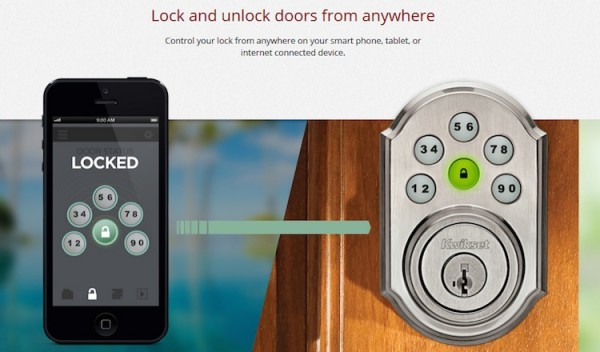 Smart Lock with Remote Lock and Unlock