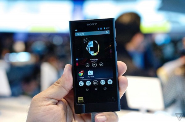 Sony Walkman ZX2 1