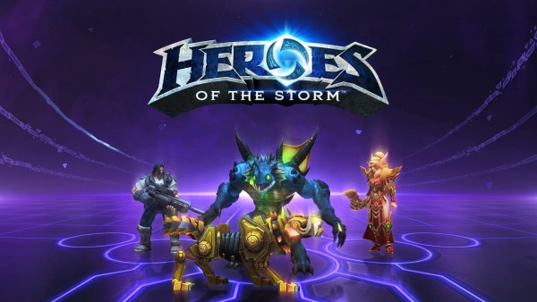 Blizzard's Heroes of the Storm Opens Founders Pack Sales