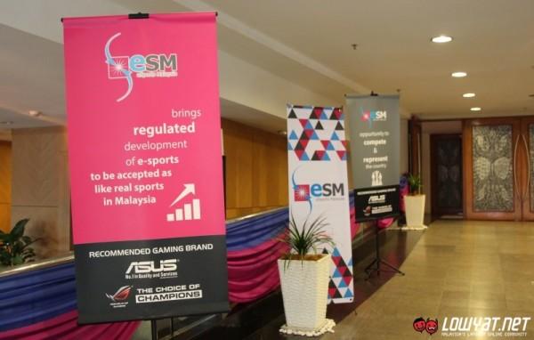 eSports Malaysia Launch 01