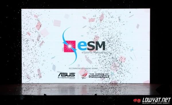 eSports Malaysia Launch 04