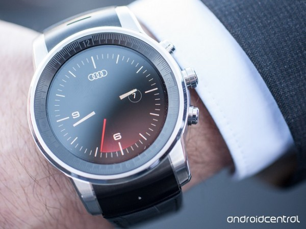 CES 2015: LG Has A WebOS Smartwatch, Rumoured To Be ...