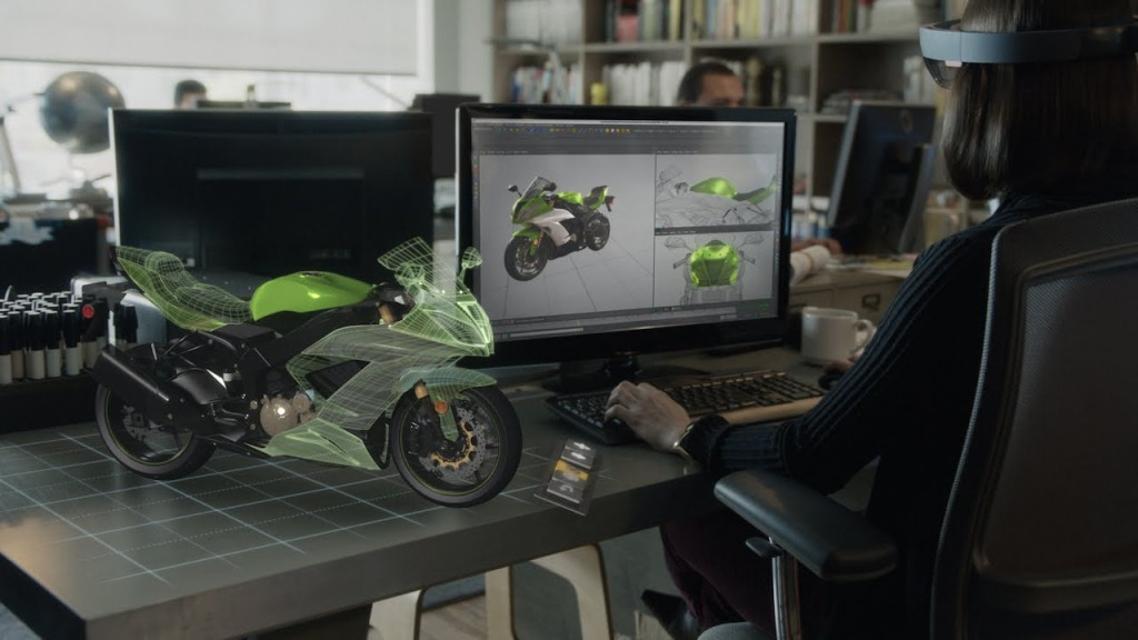 Microsoft HoloLens: Built To Deliver Windows Holographic Experience