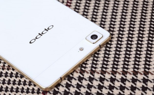 Limited Edition Gilded Oppo R5