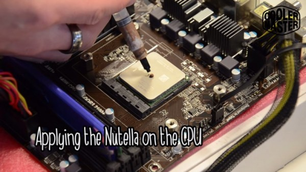Cooler Master Nutella Thermal Paste
