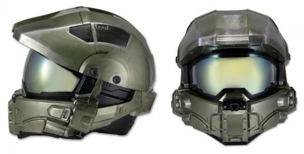 Master Chief Modular Motorcyle Helmet