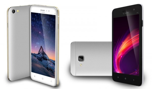 TSM Plus One and Plus Two Smartphones
