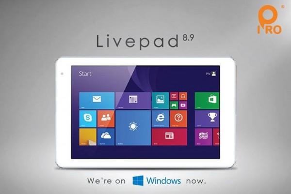IPRO Livepad 8.9