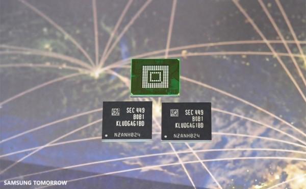 Samsung UFS 2.0 128GB