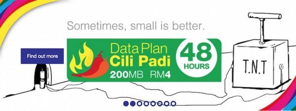 Altel Cili Padi Data Plan