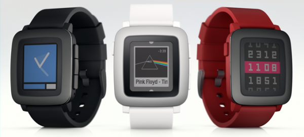 Pebble Time Three