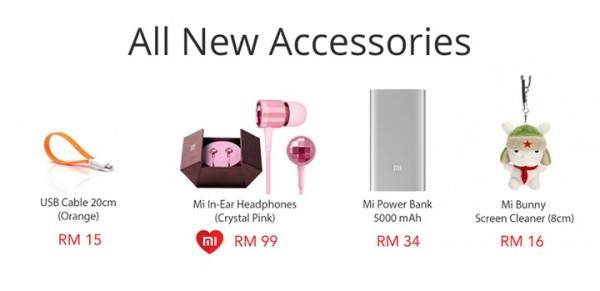Xiaomi CNY Accessories