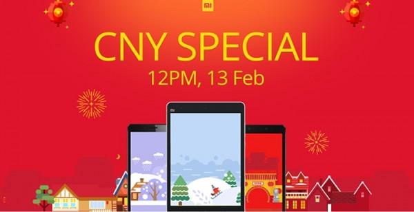 Xiaomi CNY Sale