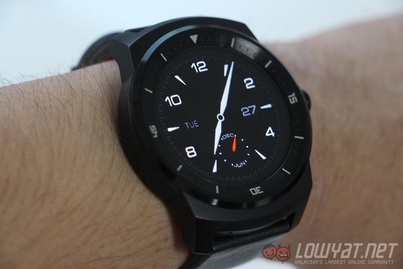 LG Watch Urbane is an All-metal Luxury Smartwatch