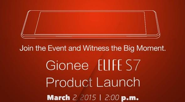 gionee-elife-s7-invite