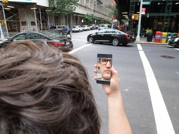 NoPhone's Selfie Upgrade