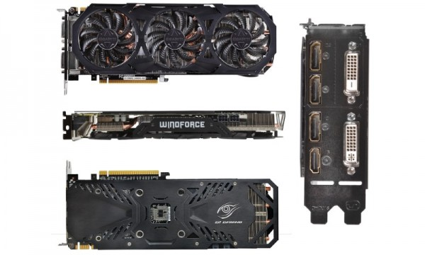 GIGABYTE GeForce GTX 960 4GB G1 Gaming