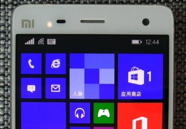 Windows 10 On Xiaomi MI 4